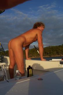 Totally Naked On Boats 117