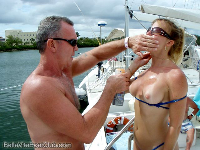 Where swinger boating photos or videos congratulate, magnificent