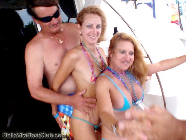 Bella vida boat swingers Barbi's Totally Naked Sexy Swingers Boating Regatta Raft-Up Party, by Bella Vita Resorts